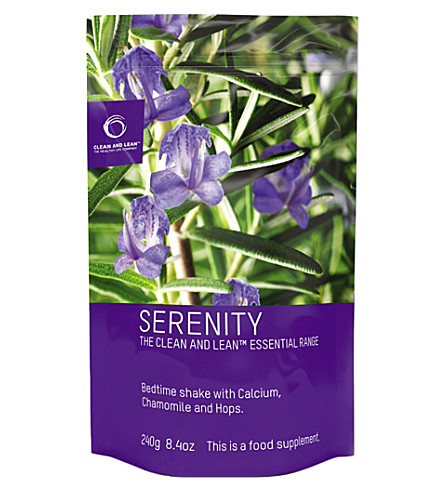 CLEAN & LEAN Serenity Powder 240g