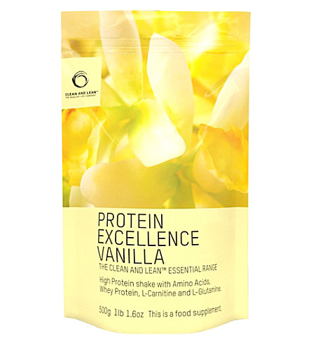 CLEAN & LEAN Protein Excellence Vanilla 500g