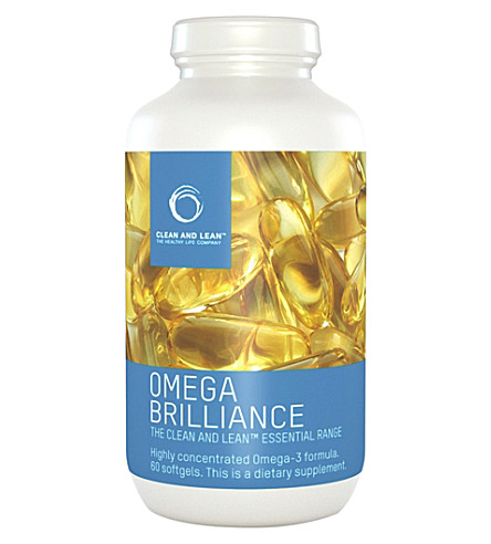 BODYISM Omega Brilliance 60 tablets