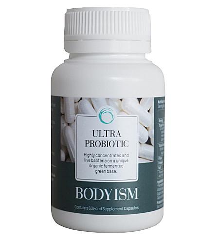 BODYISM Ultra Probiotic 60 Capsules