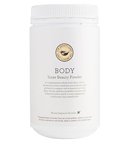 THE BEAUTY CHEF Body Inner Beauty Powder - Vanilla 500g
