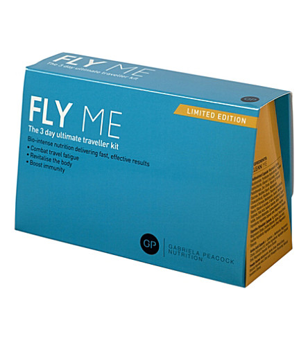 GP NUTRITION Fly Me - 3 day supply