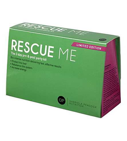 GP NUTRITION Rescue Me - 3 day supply