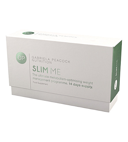 GP NUTRITION Slim Me - 14 day supply