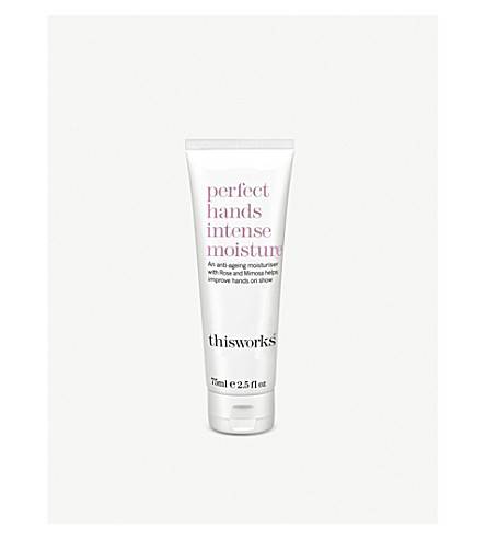 THIS WORKS Perfect hands intense moisture 75ml
