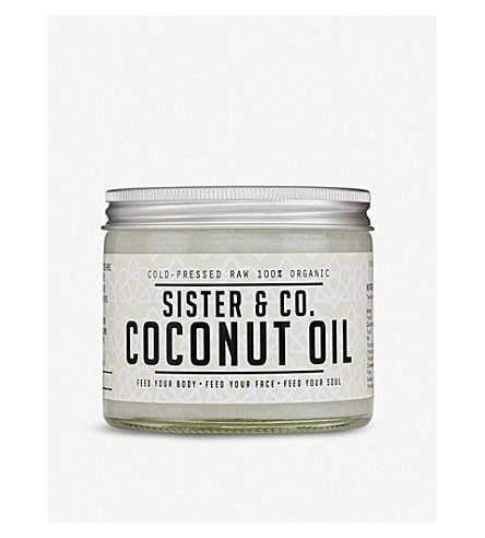 SISTER & CO Raw Coconut Oil 250ml
