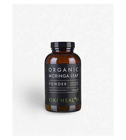 KIKI HEALTH Organic moringa powder 100g