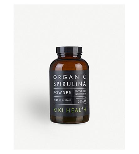 KIKI HEALTH Organic premium spirulina powder 200g