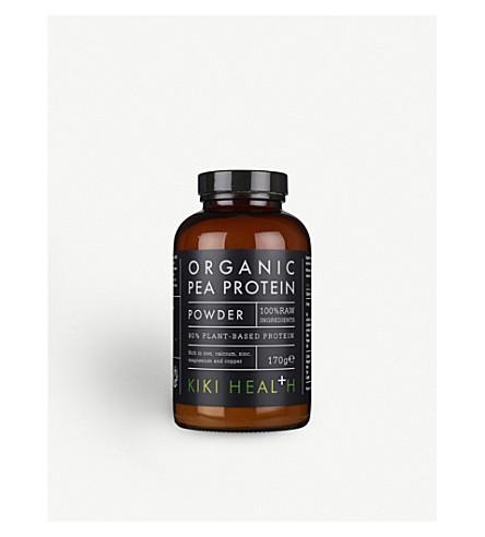 琦琪保健有机豌豆蛋白粉170g