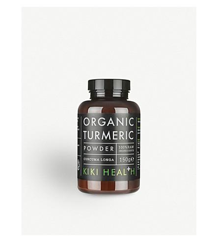 KIKI HEALTH 优质有机姜黄粉150g