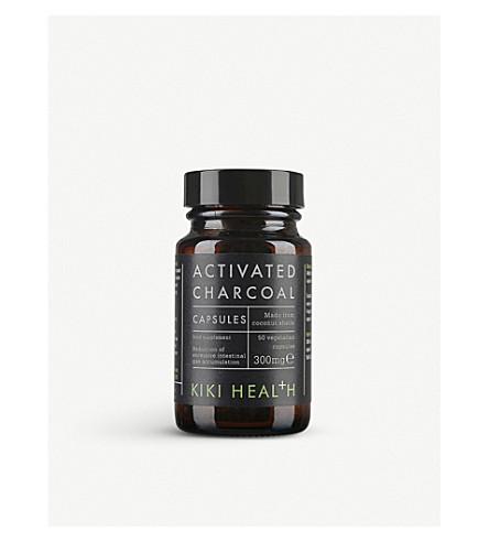 KIKI HEALTH Activated charcoal capsules 70g