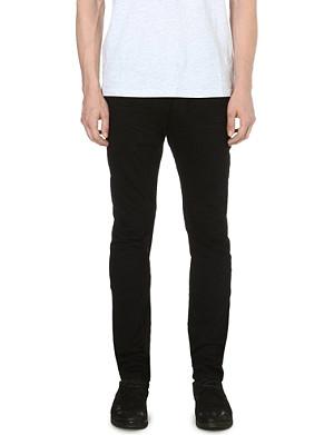 RICK OWENS DRKSHDW Detroit slim-fit tapered jeans