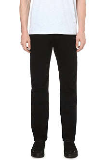 RICK OWENS DRKSHDW Berlin slim-fit straight jeans