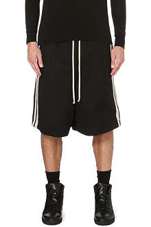 RICK OWENS Sport striped short