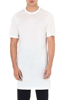 RICK OWENS Long T-seam t-shirt