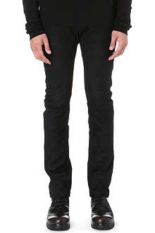RICK OWENS Detroit slim-fit tapered jeans