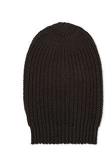 RICK OWENS Egyptian slouch hat
