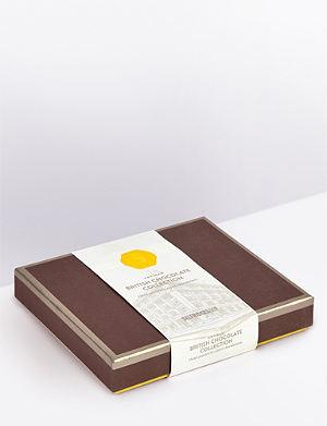SELFRIDGES SELECTION British artisan chocolate collection