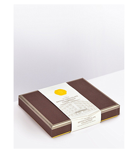 SELFRIDGES SELECTION British artisan chocolate collection
