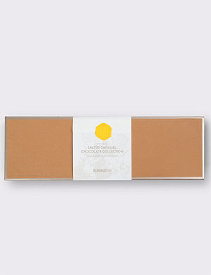 SELFRIDGES SELECTION British artisan salted caramel chocolate collection