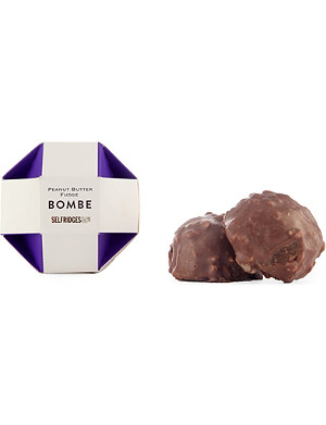 SELFRIDGES SELECTION Peanut butter fudge bombe