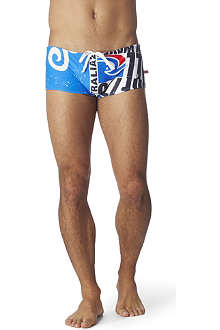 AUSSIEBUM Fresh Break swim trunks