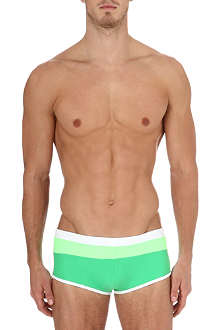 AUSSIEBUM Wave swim trunks