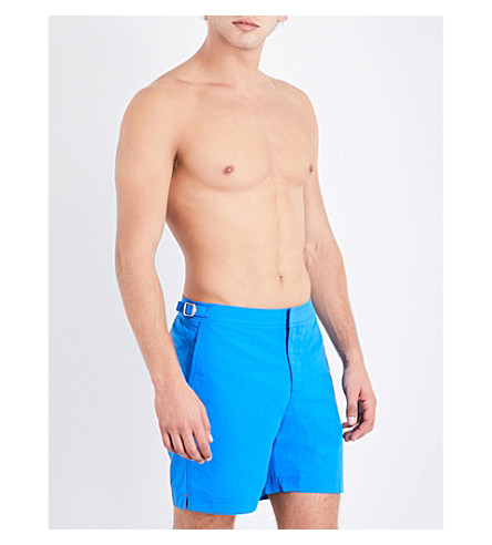 ORLEBAR BROWN Bulldog structured swim shorts (Ocean