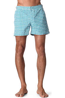 ORLEBAR BROWN Setter wicker-print swim shorts