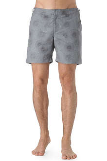 ORLEBAR BROWN Bulldog deco swim shorts