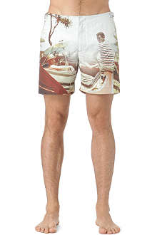 ORLEBAR BROWN Roadtrip Bulldog swim shorts