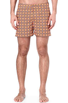 ORLEBAR BROWN Setter Orbital print swim shorts