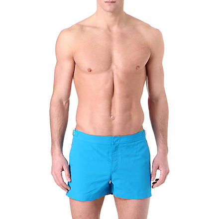 ORLEBAR BROWN Springer swim shorts (Marine