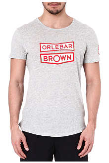 ORLEBAR BROWN Tommy logo cotton t-shirt