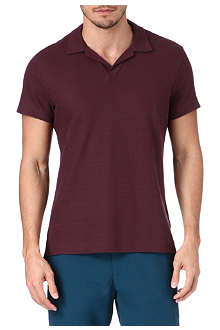 ORLEBAR BROWN Emerson honeycomb polo shirt
