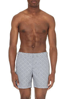 ORLEBAR BROWN Bulldog aztec-print swim shorts