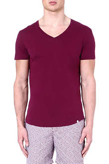 ORLEBAR BROWN Bobby v-neck t-shirt