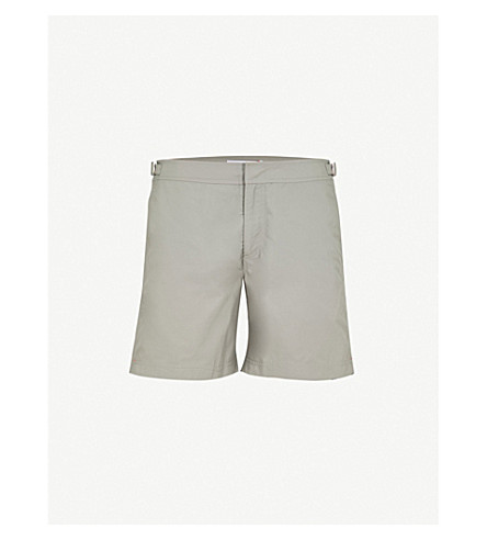 ORLEBAR BROWN Bulldog swim shorts (Grey