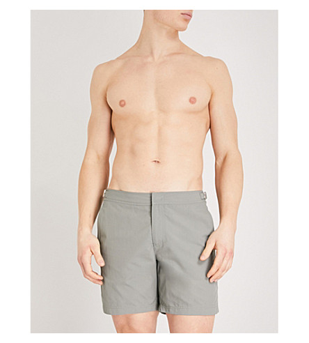 ORLEBAR BROWN Bulldog swim shorts (Grey