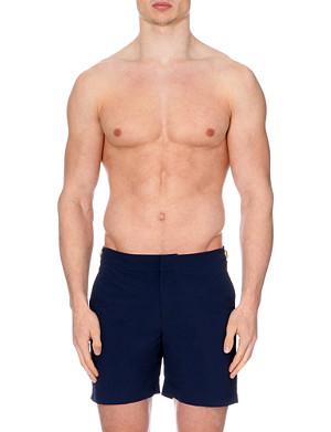ORLEBAR BROWN Buckle-detail swim shorts