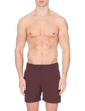 ORLEBAR BROWN Buckle-detail swim shorts