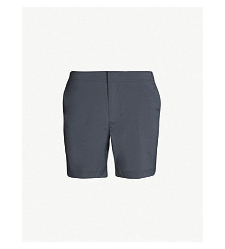 ORLEBAR BROWN Regular swim shorts (Ebony