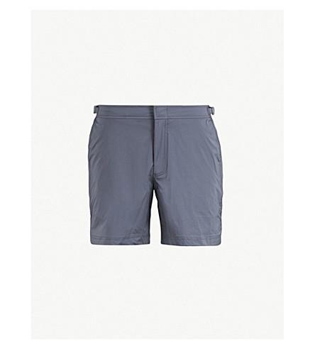 ORLEBAR BROWN Regular swim shorts (Grey