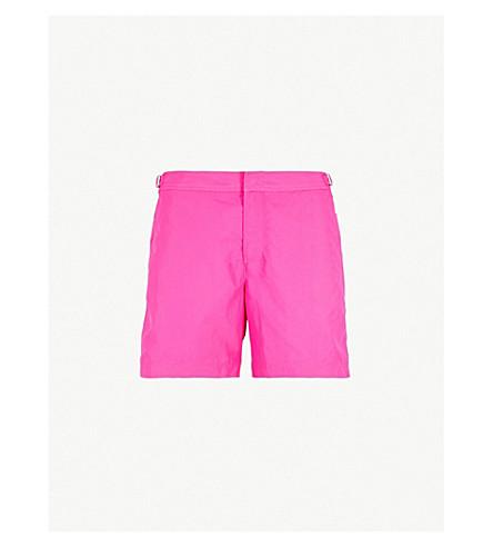 ORLEBAR BROWN Bulldog regular-fit swim shorts (Pink