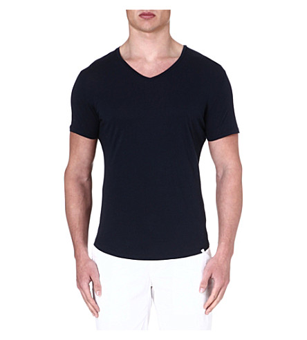 ORLEBAR BROWN OB-V t-shirt (Navy