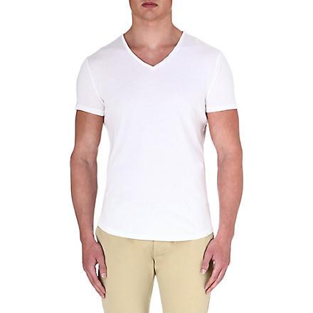 ORLEBAR BROWN Bobby v-neck t-shirt (White