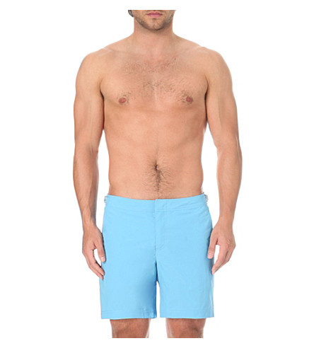 ORLEBAR BROWN Structured shorts (Riviera