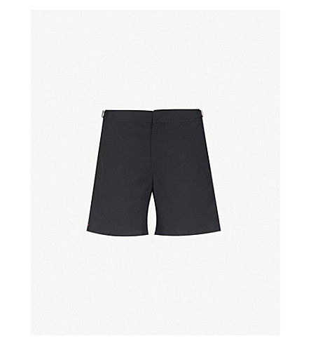 ORLEBAR BROWN Bulldog swim shorts (Black