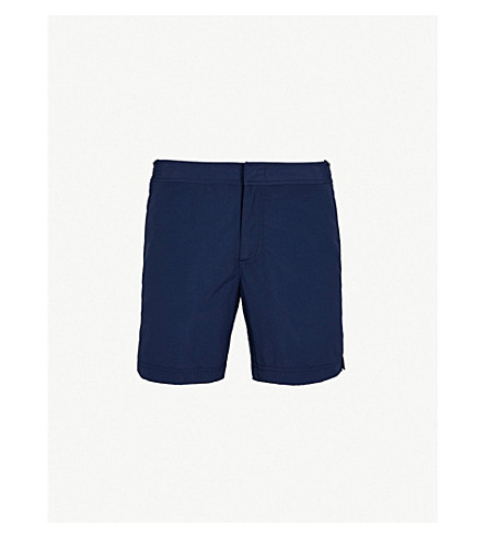 ORLEBAR BROWN Bulldog regular-fit swim shorts (Navy