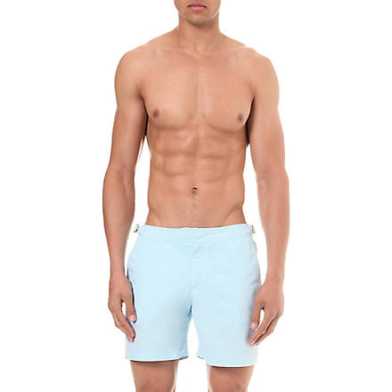 ORLEBAR BROWN Bulldog swim shorts (Sky